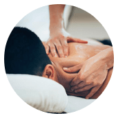 Deep Tissue Remedial Massage For A Patient